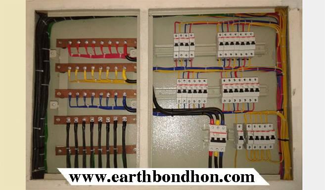 [EQHS_1162]  3 phase Distribution Board Wiring Diagram – Earth Bondhon   Delta 3 Phase Panelboard Wiring Diagram      Earth Bondhon