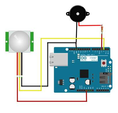 How PIR Sensor Works and How To Use It with Arduino   Earth