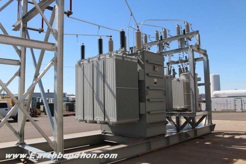 Portable Substation | Mobile Substation | Mobile Transformer | Earth