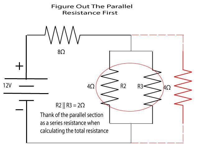 Resistors in Series Parallel   Series Parallel Circuit