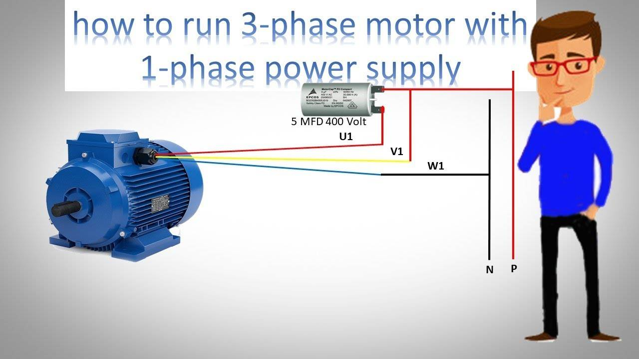 in this post, i explained the way to wiring the electrical condenser in 3  part motor, how to modification motor rotation, how to estimate the worth  of