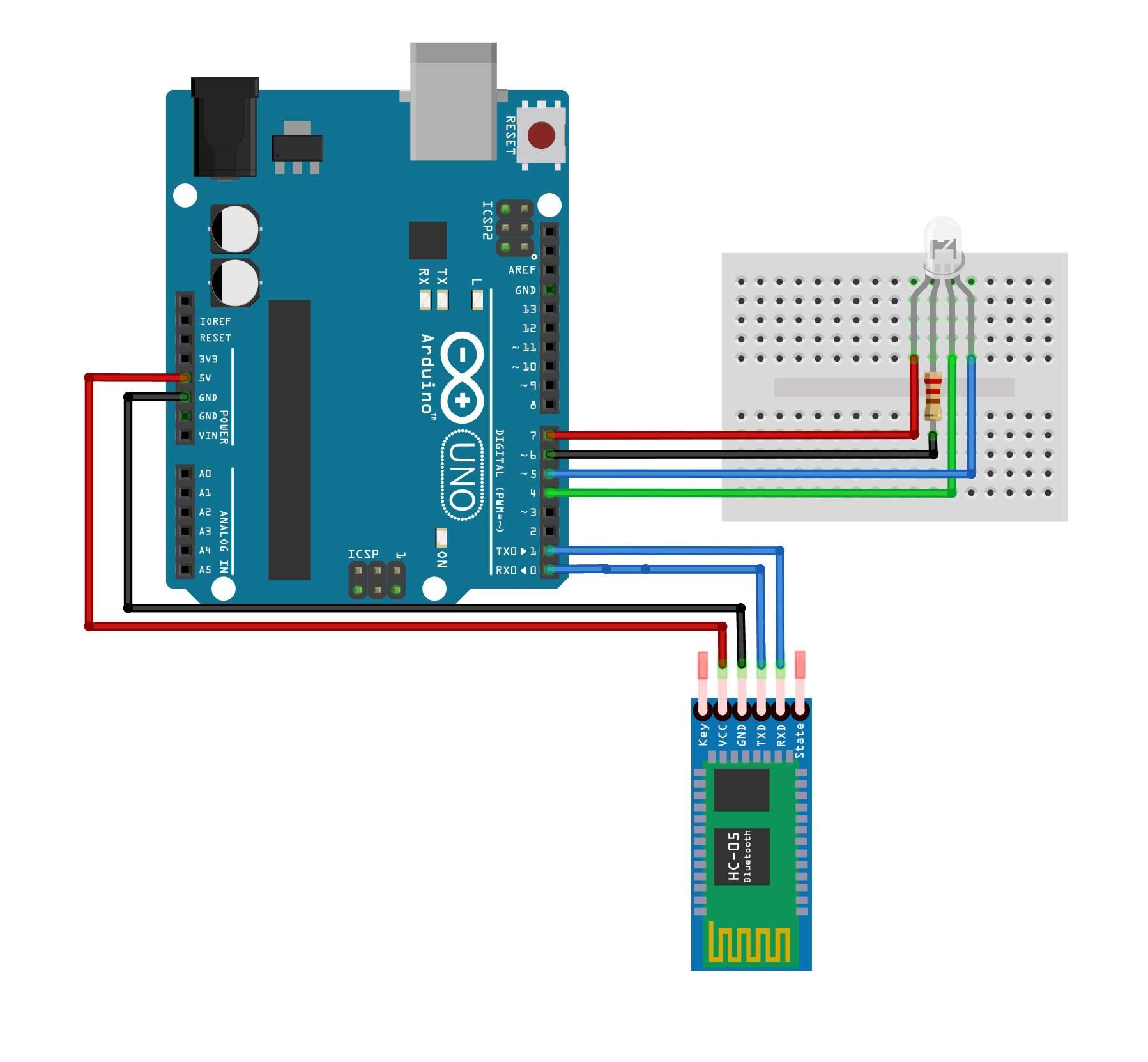 Bluetooth Circuit Diagram Electronic Design
